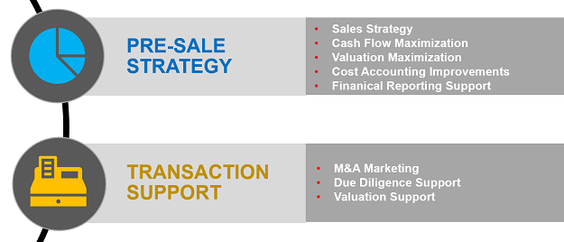 merger acquisition consultant M&A