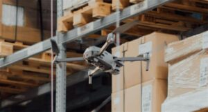 warehouse inventory drone